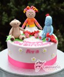 Night garden cake NC510