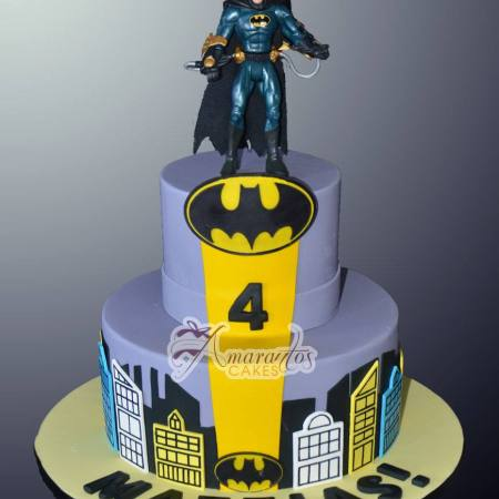 Two tier Batman theme- NC518