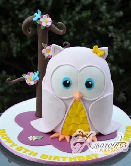 3D Owl- NC519 1
