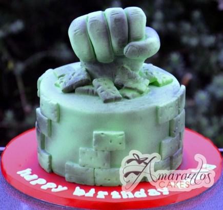 Hulk Cake – NC523 1