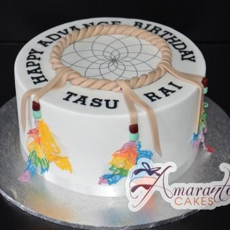 Dream Catcher Cake – NC540
