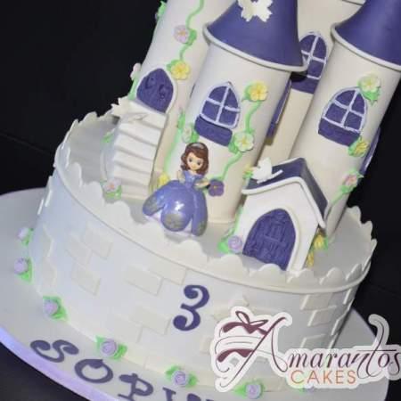 Castle Cake- NC549