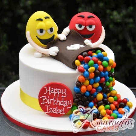 M&M Cake- NC562