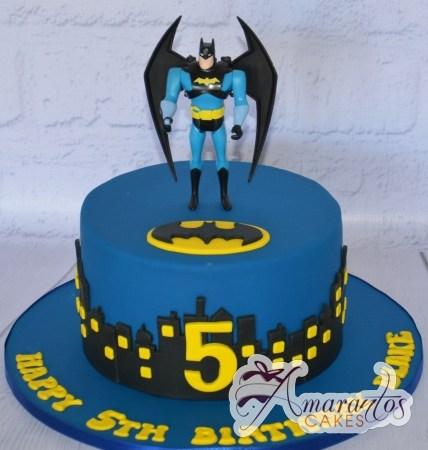 Batman Cake – NC632