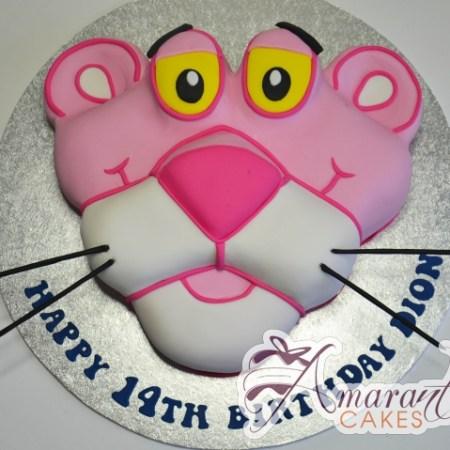 2D Pink Panther – NC644