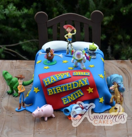 Toy Story Bed-NC67 1