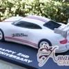 3D Real Racing 3 Porsche Cake - NC702 - Amarantos Cakes Melbourne