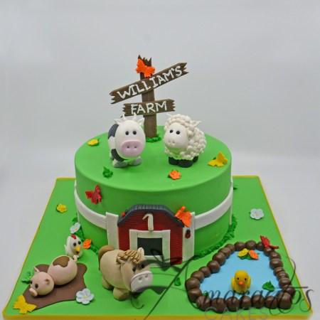 Barnyard Cake – NC720