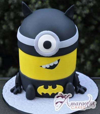 3D Batman Minion – NC721