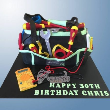 Electrician's Cake – NC745