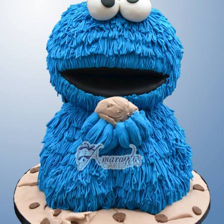 3D Cookie Monster – NC783