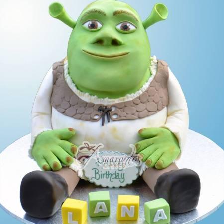 3D Shrek- NC88