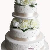 Three Tier Cake - Amarantos Custom Made Cakes Melbourne
