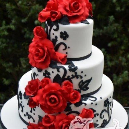 Multi Tier Cake- WC221