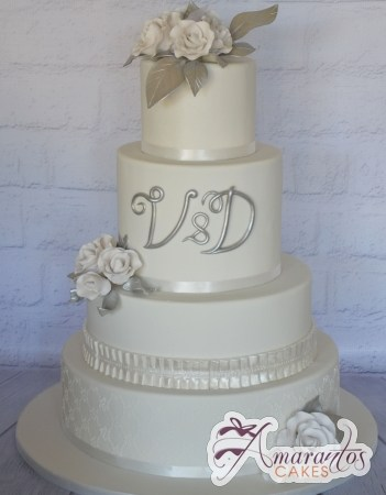 Five Tier Cake – WC292