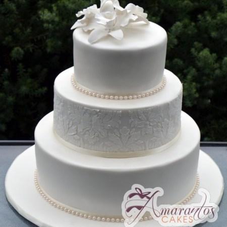 Three Tier Cake – WC42