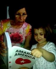 Ana Flores e Irene Tapia