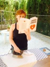 La única mujer del mundo que sabe leer y planchar: Toñi Mateos, la risa de Altorreal y muchas cosas más...