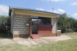 Kitchen & Store for Kanaani Primary Sch