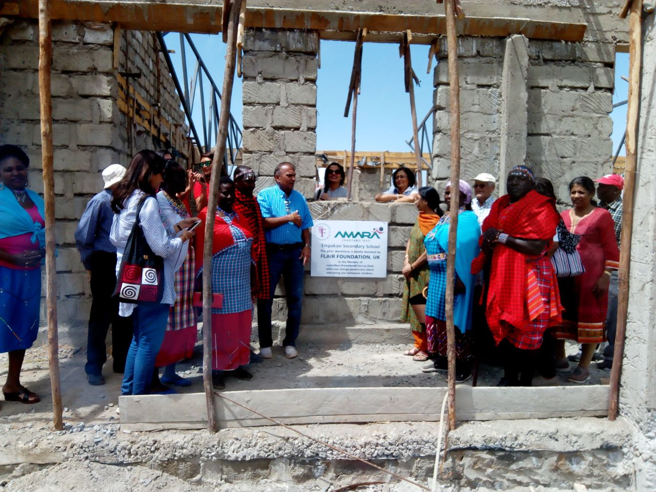 Donors visiting the site (1)