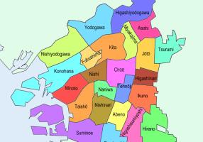 Città del Giappone 「日本の町/Nihon no Mati」