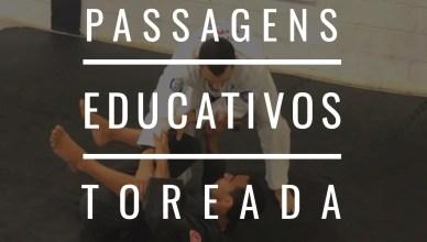 Passagem Toreada no jiu-jitsu | Educativos