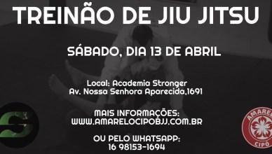 Treinão de jiu jitsu em Sertãozinho – 2019