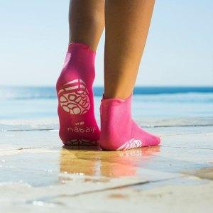 calcetin rosa 2