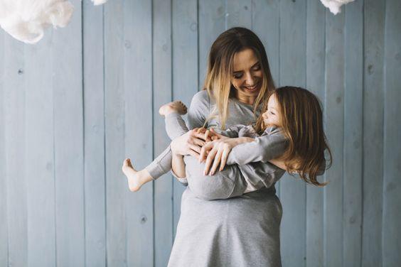 trabajar con alegría y dar ejemplo a nuestros hijos
