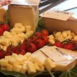 Cheeses from Amaretto Delicatessen