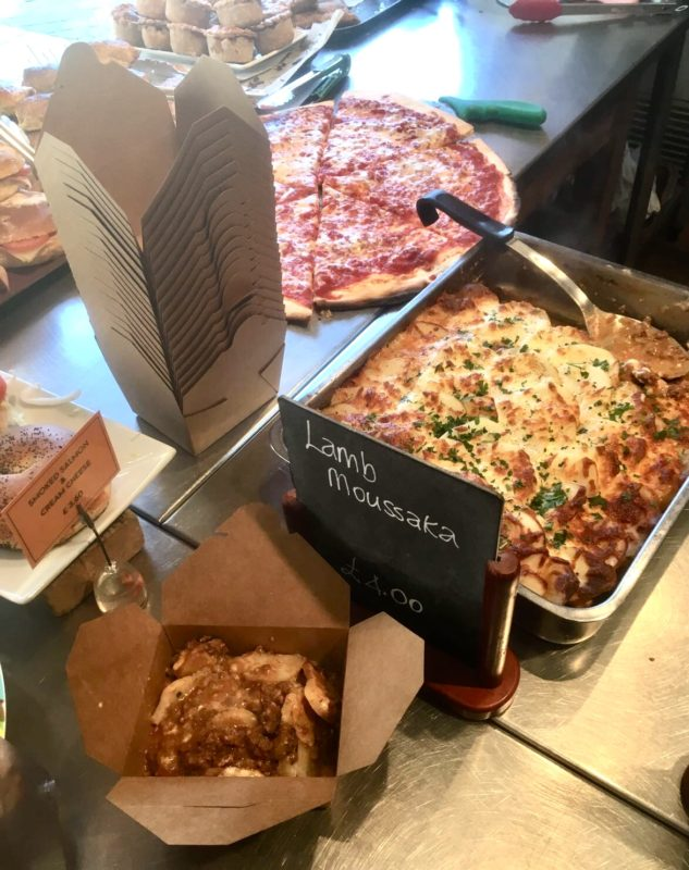 Join us in ditching the plastic part two: taking out the take-out boxes.