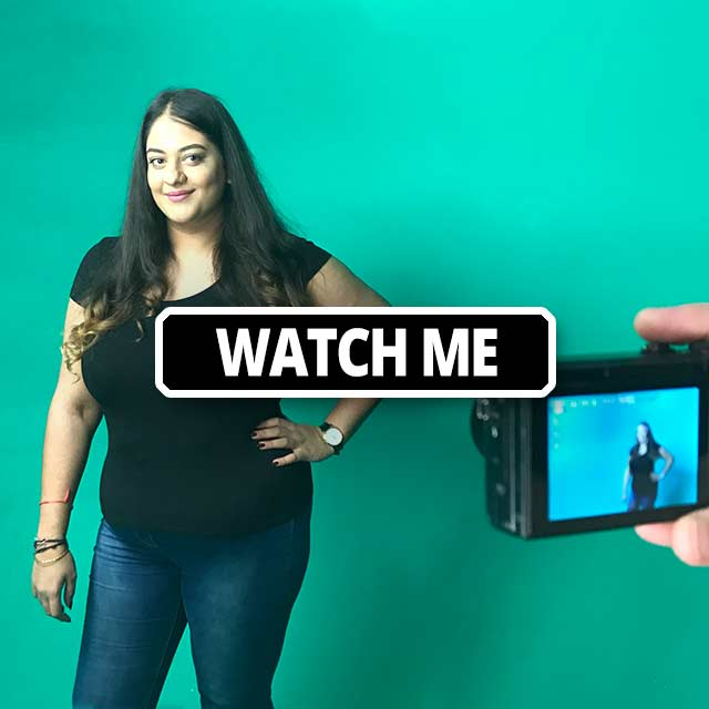 watch me youtuber presenter