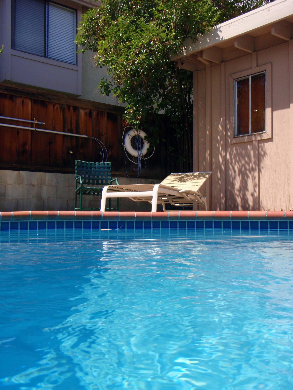 Pool where I live - SF Bay Area
