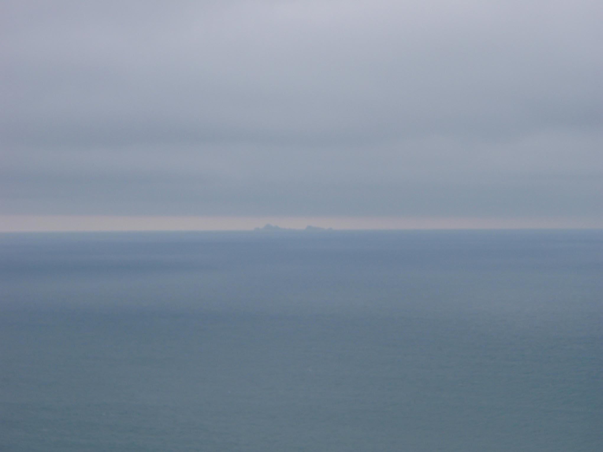 Point Reyes Seashore - look in the distance