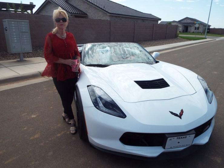 NEW!!! 2019 Vineyards Car Show – Amarillo Area Corvette Club