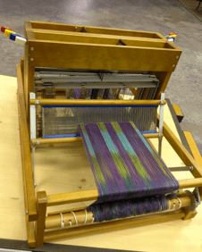 Third Saturday Art.Beat. for Kids – Weaving Unraveling the Mysteries – April 20, 2013