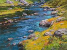 Bagley Creek Autumn - Ned Mueller