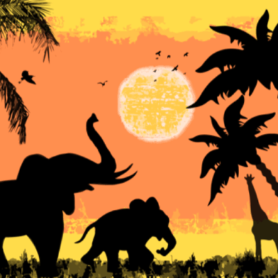 An African Journey – Children's Art Extravaganza Camp