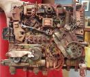 """Cale Rogers Mixed Media Recycled Art Sculpture """"Inductor"""""""