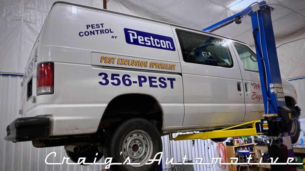 Craig's Automotive - Fleet Services