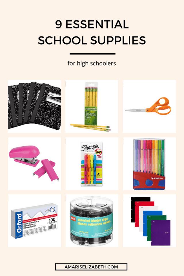 list-of-9-essential-school-supplies