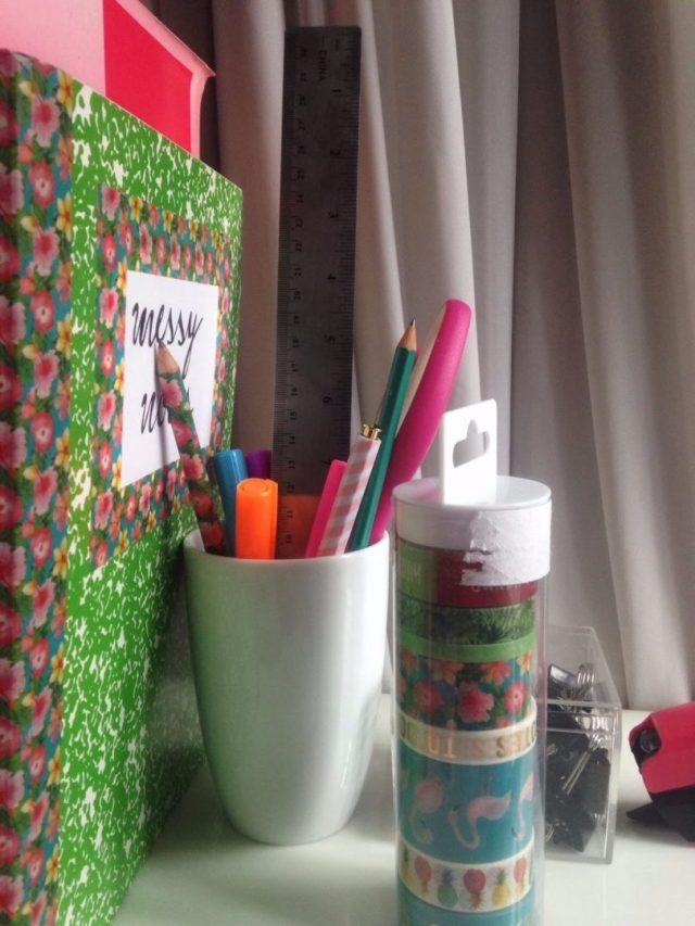 My Mini Desk Tour 4
