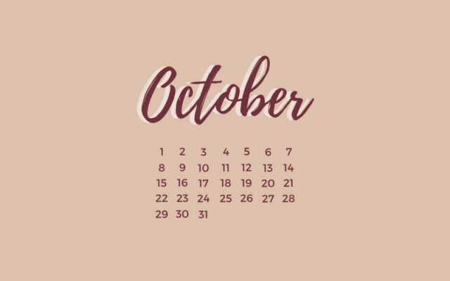 Freebie: October Desktop Wallpaper 3
