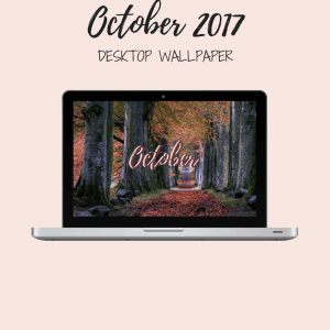 Freebie: October Desktop Wallpaper 1