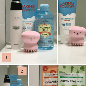 My Daily and Weekly Skincare Routine 3