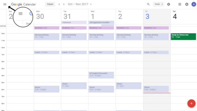 How To Use Google Calendar To Become More Organized 1