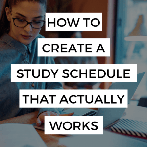 create-a-study-schedule-that-works
