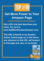 TIP 10_Get More Power To Your Amazon Page