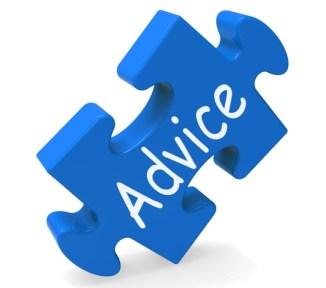 advice puzzle piece