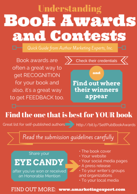 Book Awards Infographic